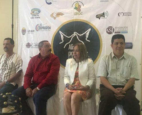 Catacamas foro aspirantes alcaldes